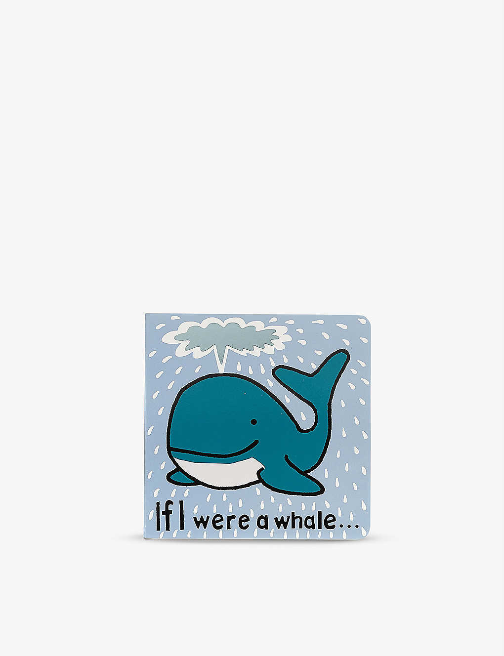 JELLYCAT: If I Were A Whale book