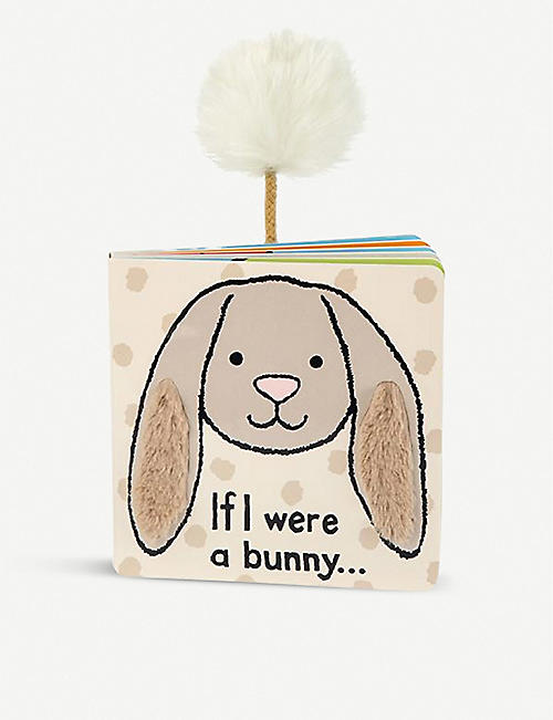 JELLYCAT: If I Were A Bunny book