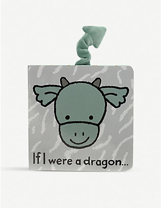 JELLYCAT: If I Were A Dragon story book