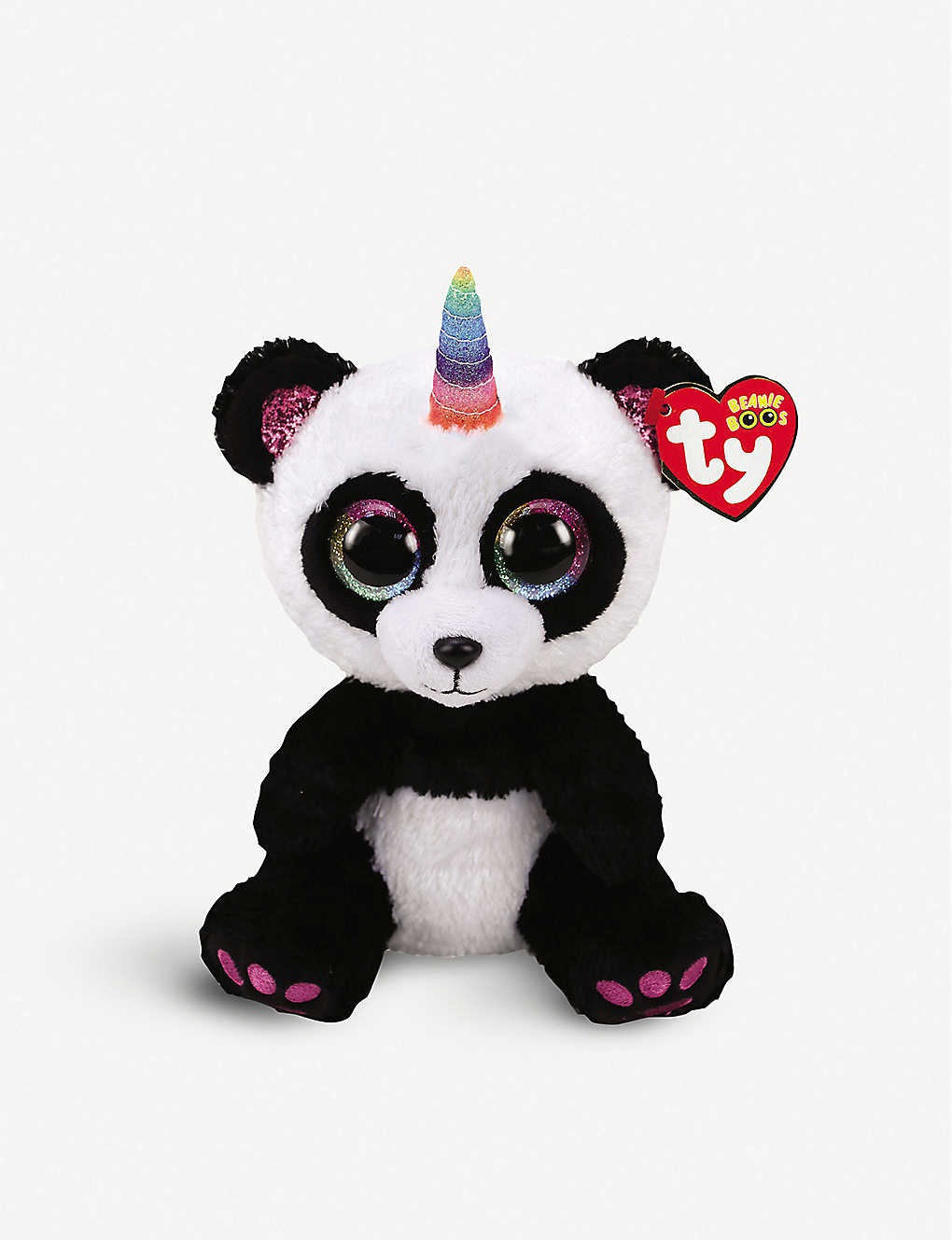 TY: Beanie Boos Paris soft plush toy 15cm