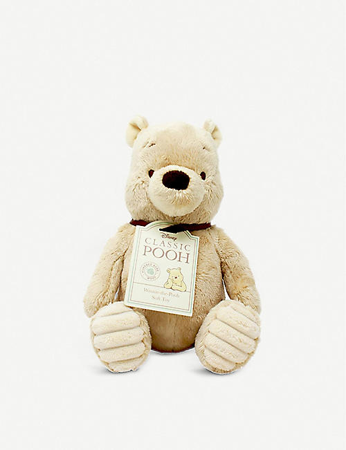 WINNIE THE POOH: Hundred Acre Wood Disney Winnie the Pooh plush toy 19cm