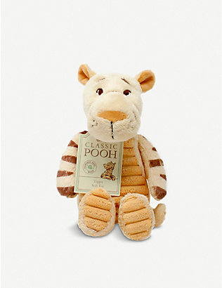 WINNIE THE POOH: Hundred Acre Wood Disney Winnie the Pooh Tigger plush toy 18cm
