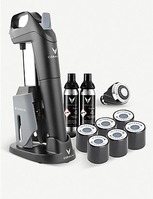 CORAVIN: Model Three Wine Passion Pack preservation system