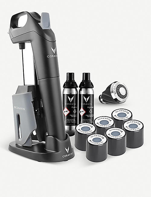CORAVIN:Model Three Wine Passion Pack 葡萄酒储存系统