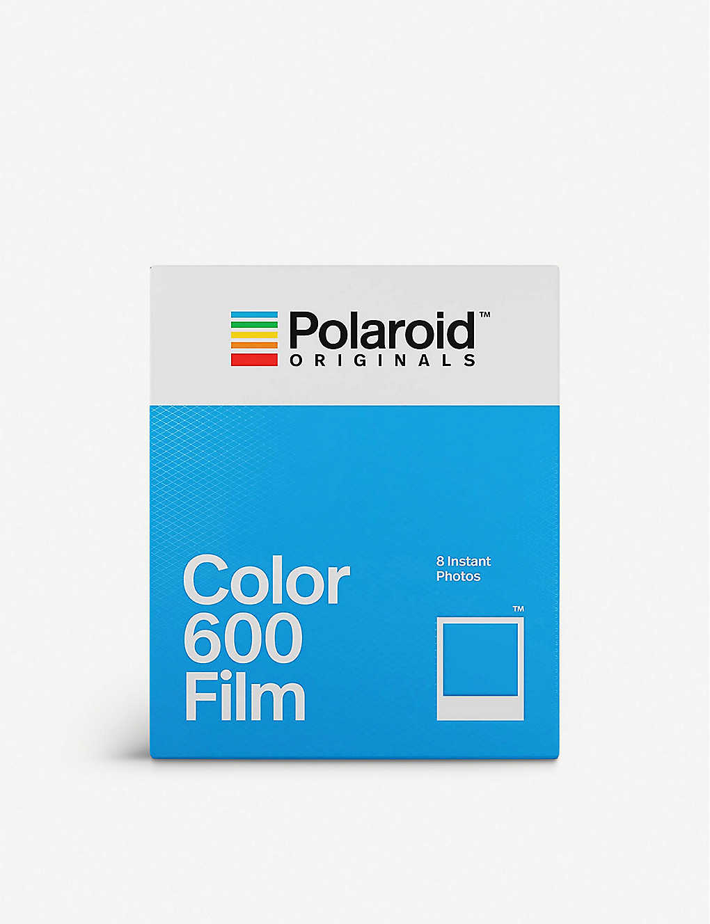 THE CONRAN SHOP: The Impossible Project Polaroid 600 colour film pack of eight