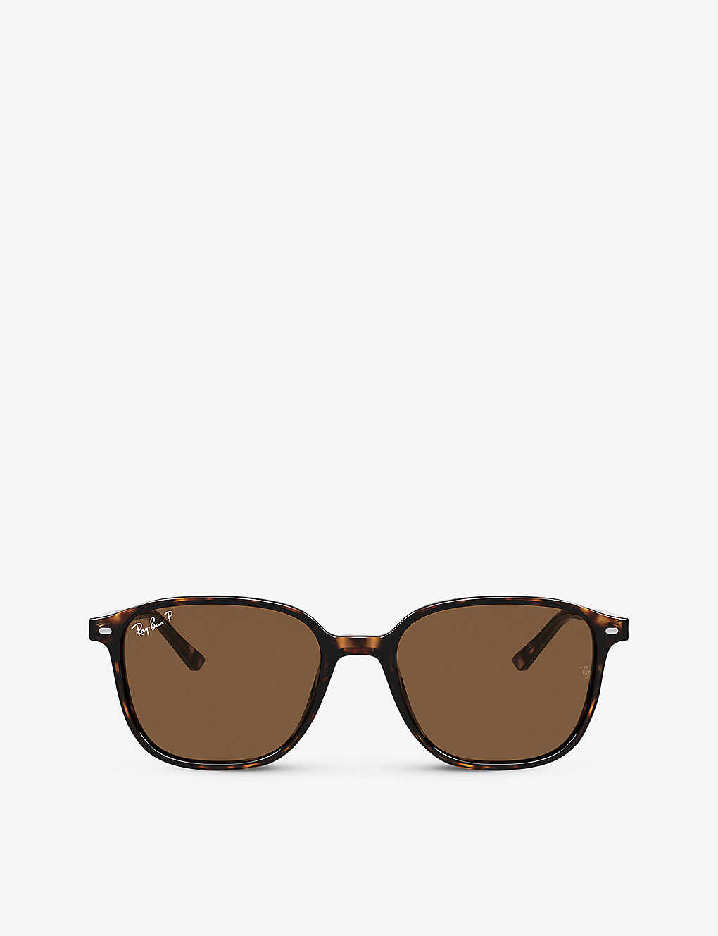 RAY-BAN: RB2193 Leonard acetate square-frame sunglasses