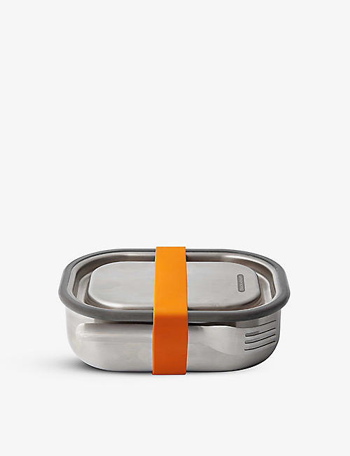 BLACK+BLUM: Reusable stainless-steel lunch box