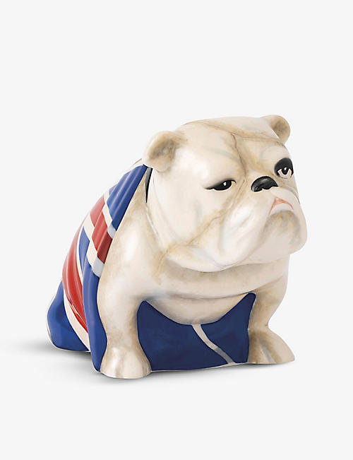 ROYAL DOULTON: Jack the Bulldog 007 figurine 10cm