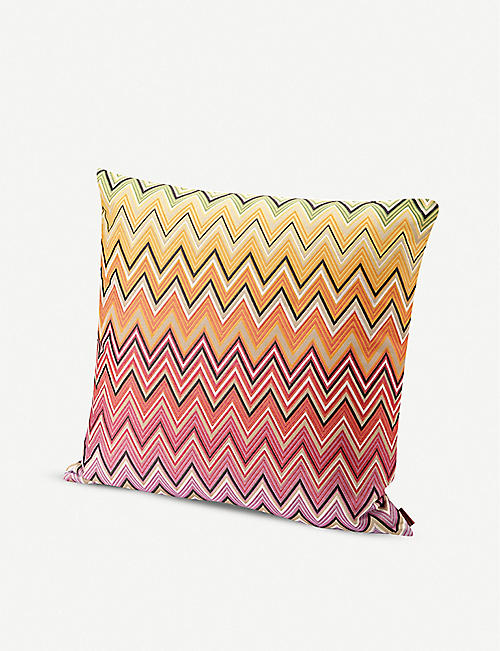MISSONI HOME: Yanai cotton cushion 50cm x 50cm