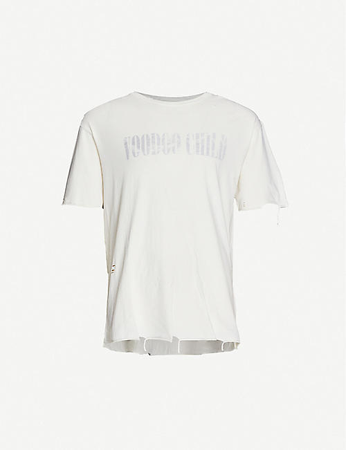 ALCHEMIST: Voodoo Child cotton-jersey T-shirt