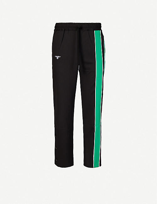 3.PARADIS: Sisho jersey jogging bottoms