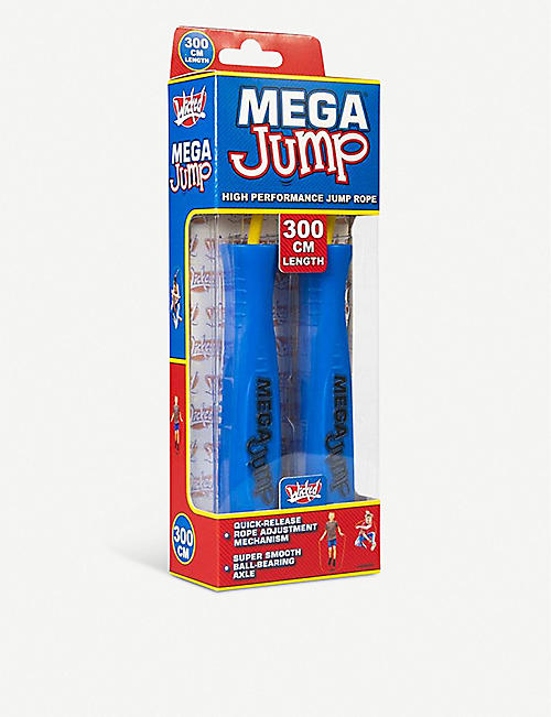 WICKED: Wicked Mega Jump Rope assortment 3m