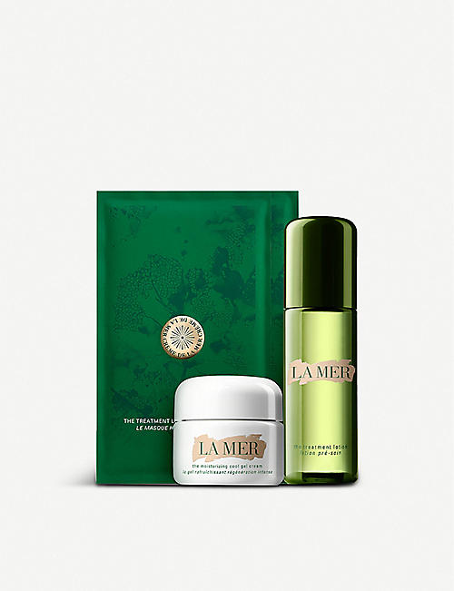 LA MER The Fresh Renewal Collection
