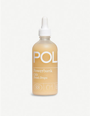 POLLEN: Powerbank CBD drink drops 100ml