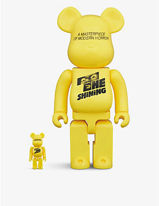 BE@RBRICK: The Shining figurine set