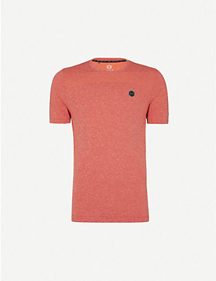 UNDER ARMOUR: Rush Seamless stretch-jersey T-shirt