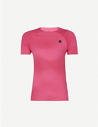 UNDER ARMOUR: Rush woven T-shirt