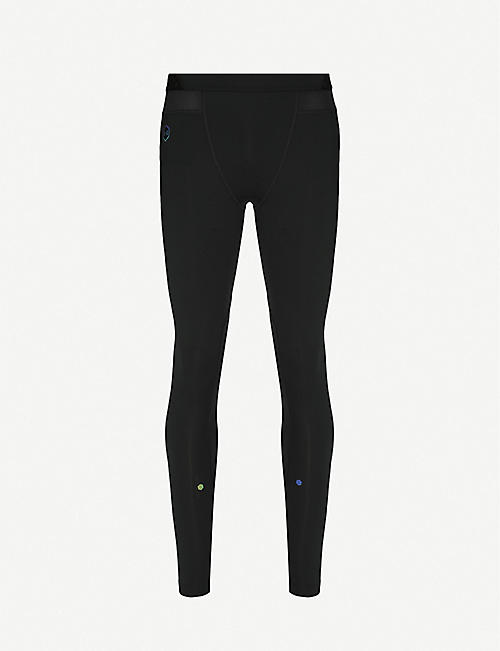 UNDER ARMOUR: RUSH stretch-woven compression leggings