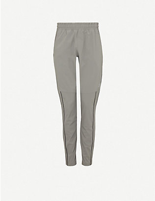 UNDER ARMOUR: Recover mid-rise stretch-jersey trousers