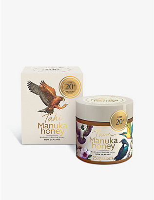 HONEY: Tahi UMF 20+ Manuka honey 250g