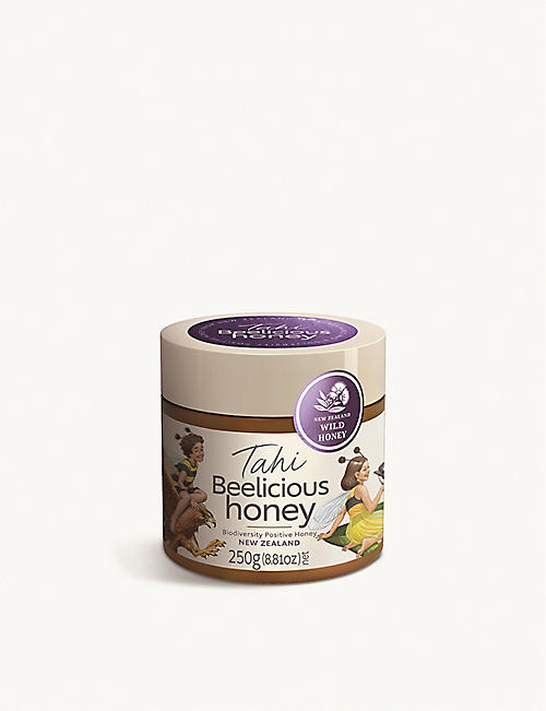 HONEY: Tahi Beelicious birds honey 250g