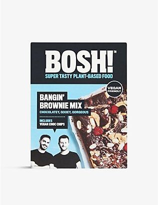 BOSH: Bangin' Brownie Mix 270g