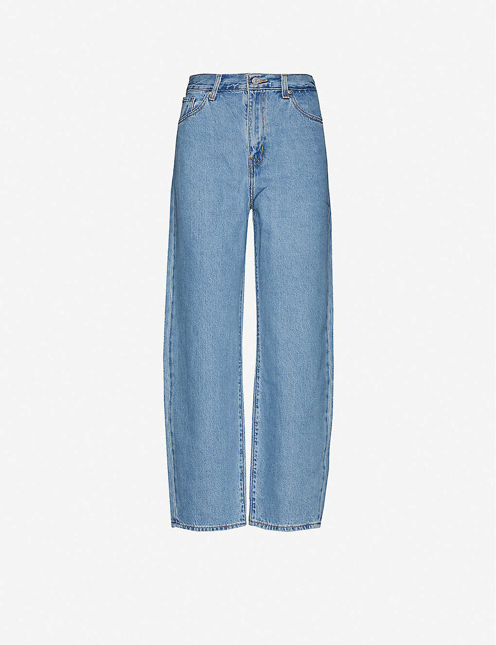 LEVIS: Balloon-leg high-rise jeans