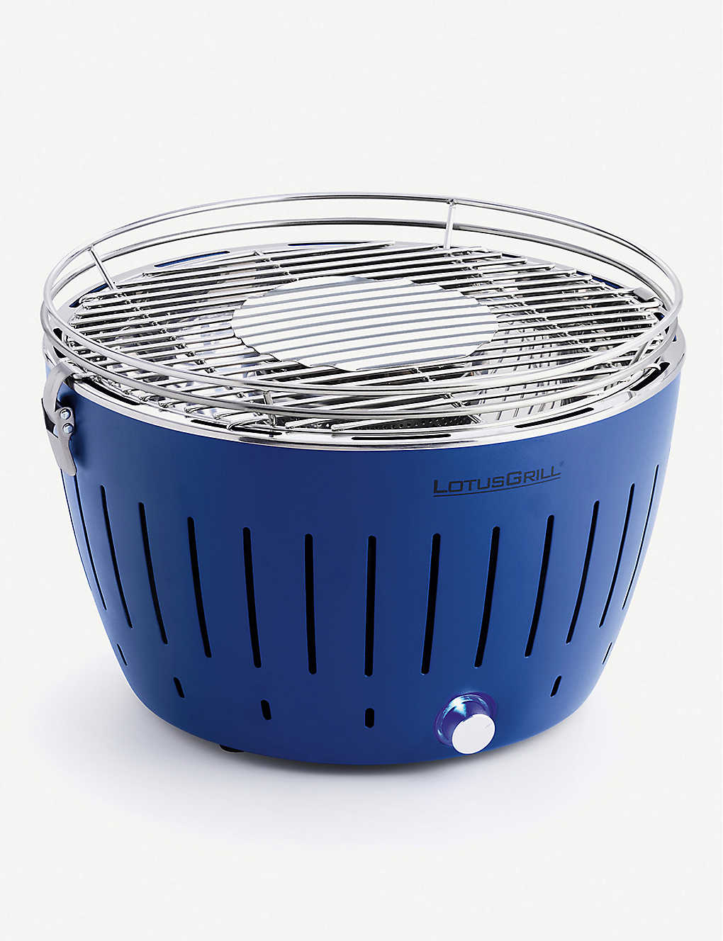 LOTUS GRILL: Standard stainless steel smokeless BBQ grill