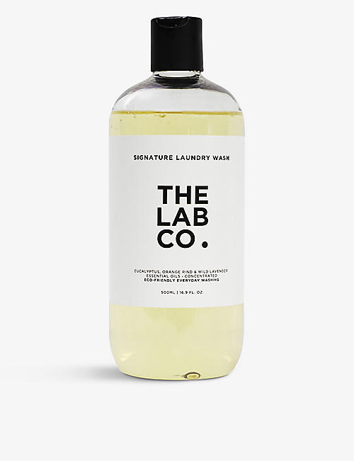 THE LAB CO: Signature Laundry Wash 500ml