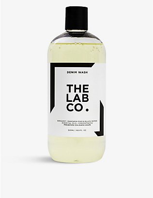 THE LAB CO: Denim Wash 500ml