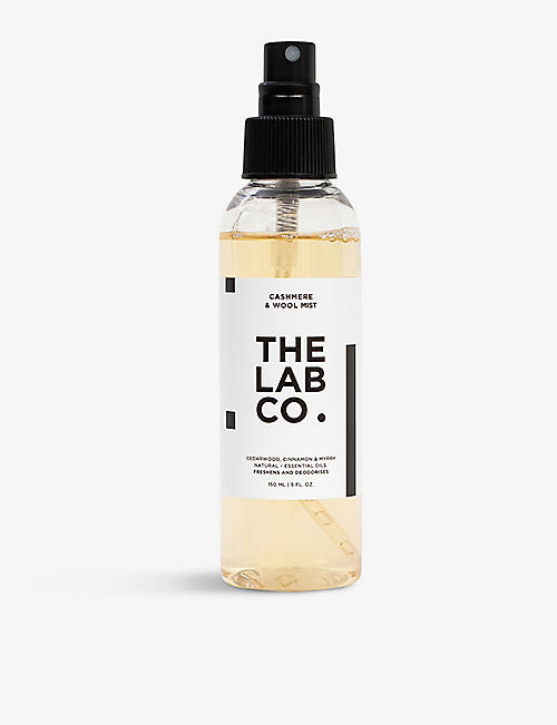 THE LAB CO: Cashmere & wool mist 150ml
