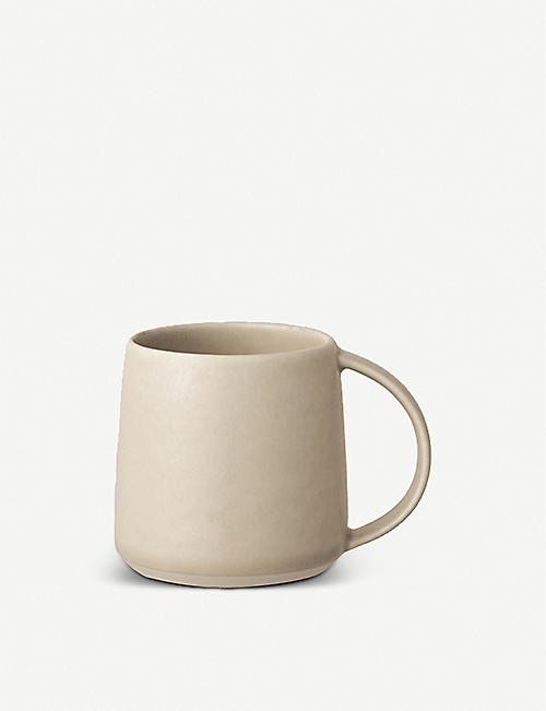 KINTO: Ripple porcelain mug 250ml