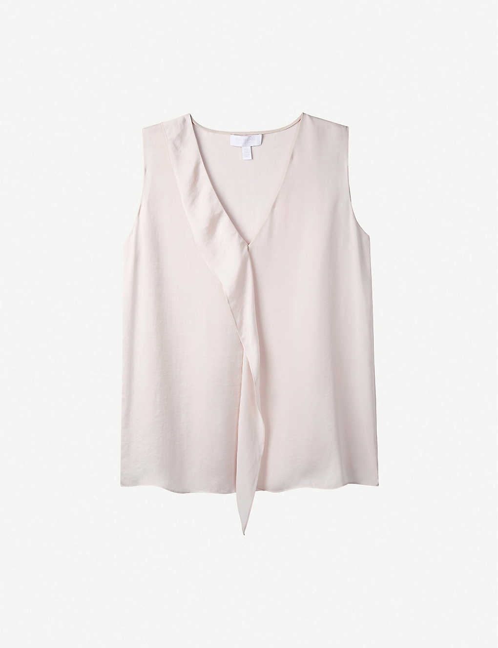 THE WHITE COMPANY: Sleeveless woven top