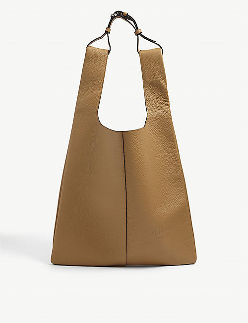 MULBERRY: Portobello oversized leather tote