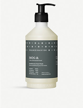 SKANDINAVISK: Skog hand wash 450ml