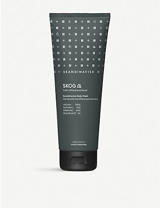 SKANDINAVISK: Skog body wash 225ml