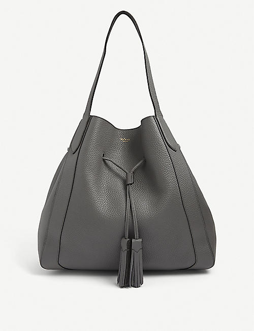 MULBERRY: Millie leather tote bag