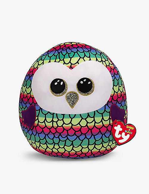 TY: Owen Squish-A-Boo plush toy 30cm
