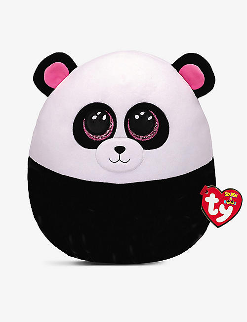TY: Bamboo Squish-A-Boo plush toy 30cm