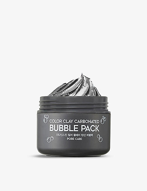 G9: Color Clay Carbonated Bubble Pack mask 100ml