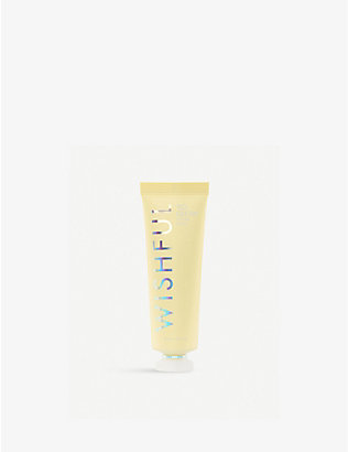 HUDA BEAUTY: WISHFUL Yo Glow Mini Enzyme Scrub 40ml