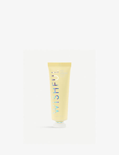 HUDA BEAUTY WISHFUL Yo Glow Mini Enzyme Scrub 40ml
