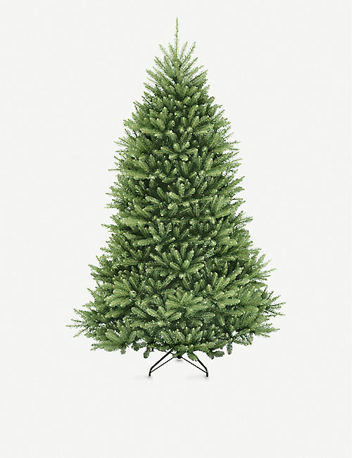 CHRISTMAS: Dunhill artificial Christmas tree 7ft