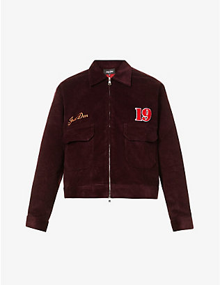 JUST DON: All In corduroy jacket