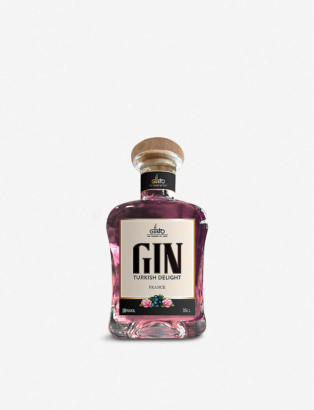 IL GUSTO: Turkish Delight gin 350ml