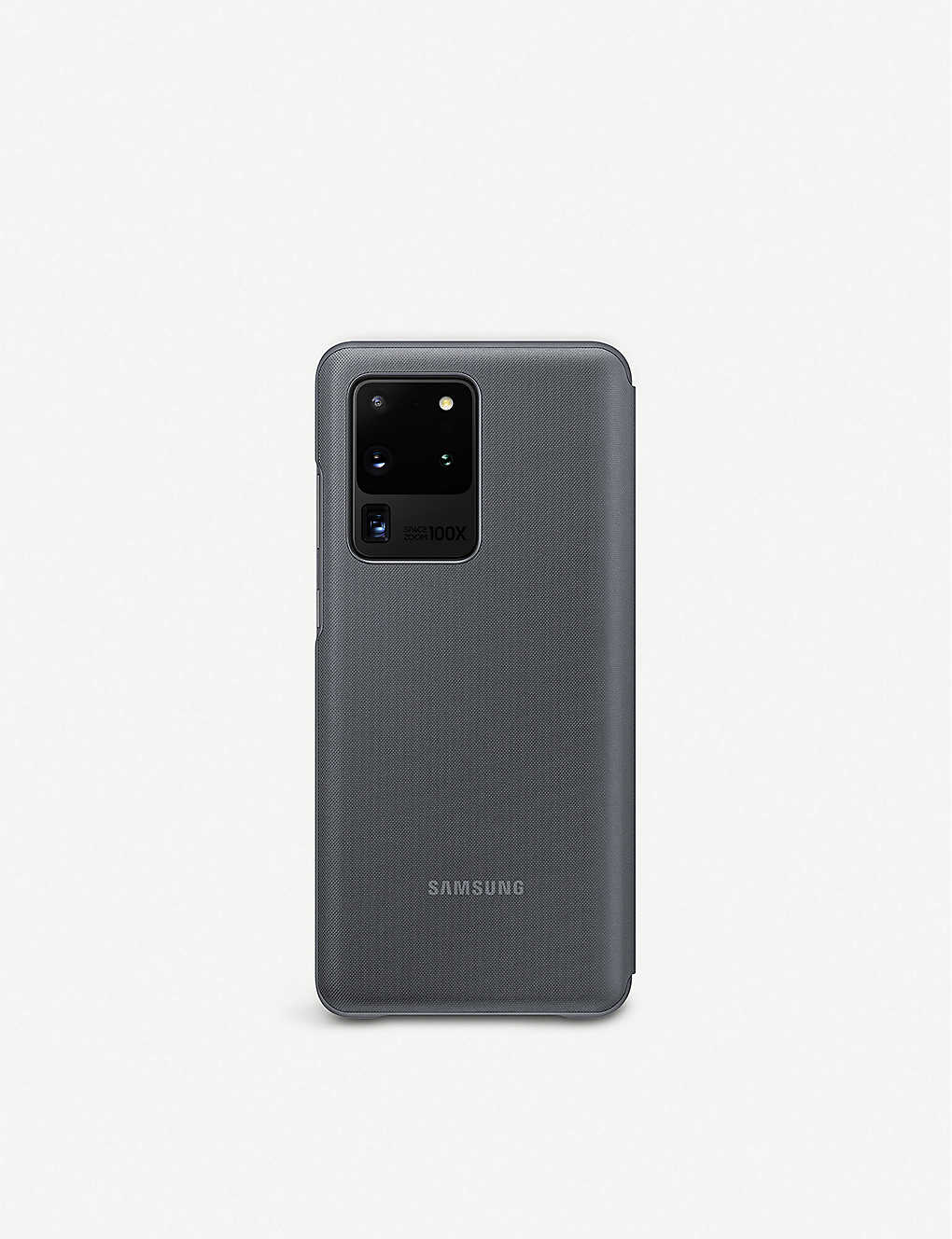 SAMSUNG: Galaxy S20 Ultra LED View Cover