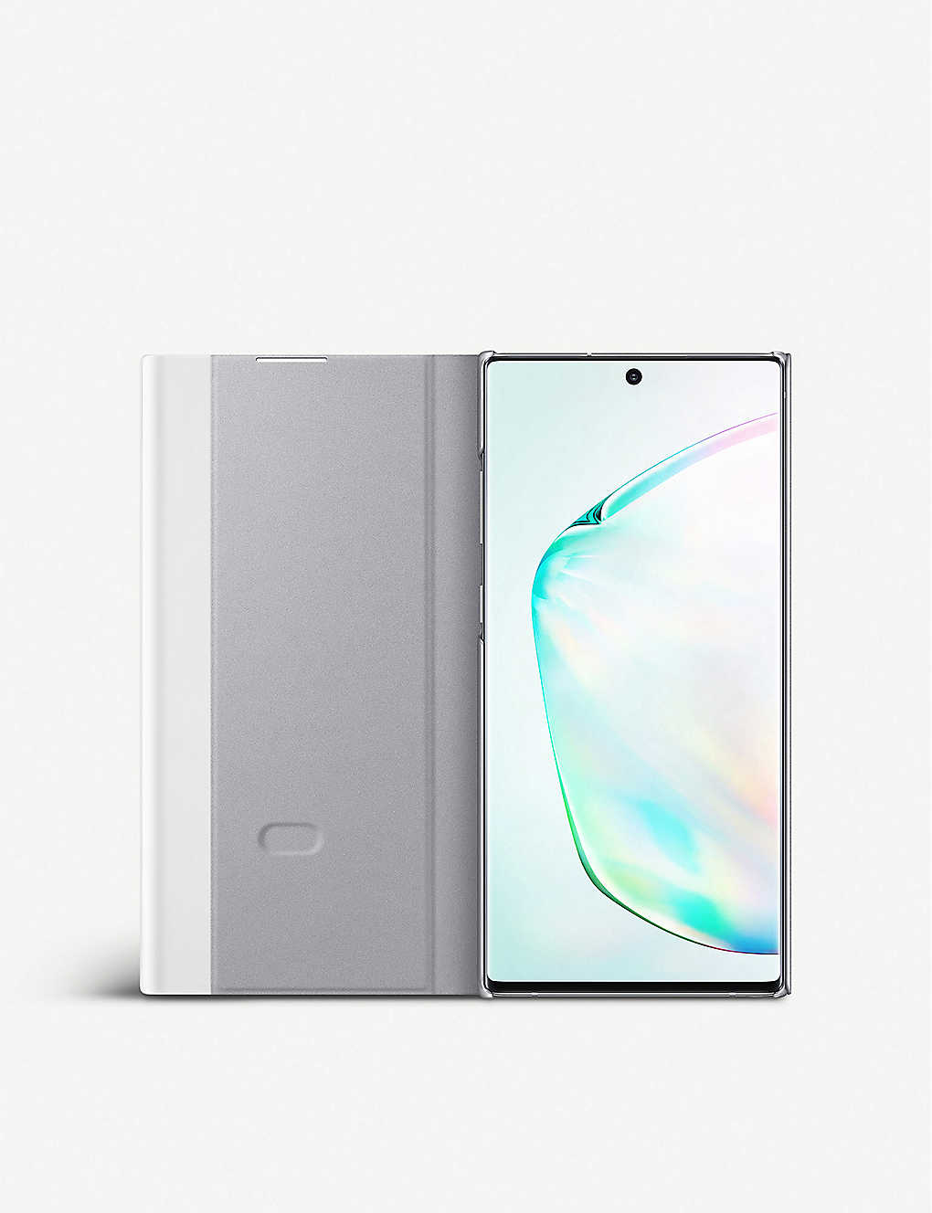 SAMSUNG: Galaxy Note 10+ Clear View cover