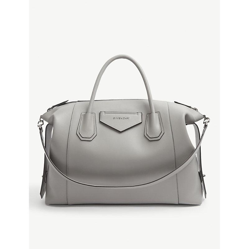Givenchy ANTIGONA MEDIUM LEATHER TOTE BAG
