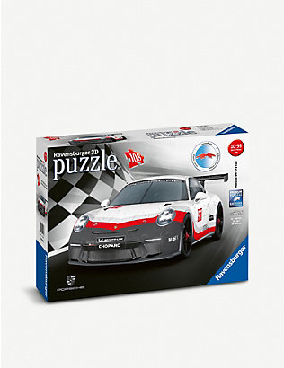 PUZZLES: Porsche GT3 Cup three-dimensional puzzle 108 pieces
