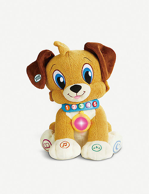 LEAP FROG:Storytime Buddy狗毛绒玩具23cm